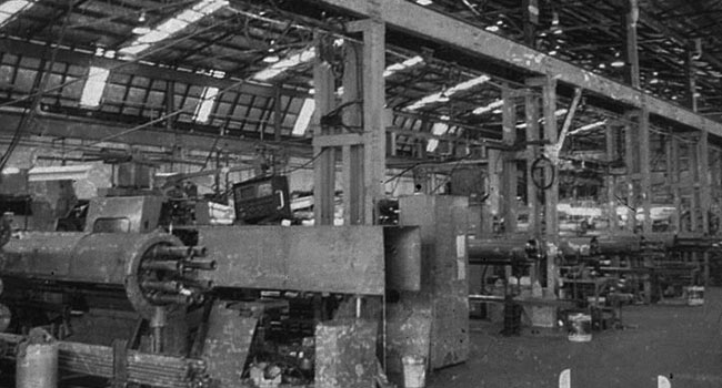 History Image RYCO Factory