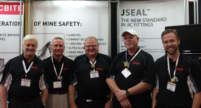 RYCO exhibits latest innovations at the 2015 Longwall USA Exhibition & Conference