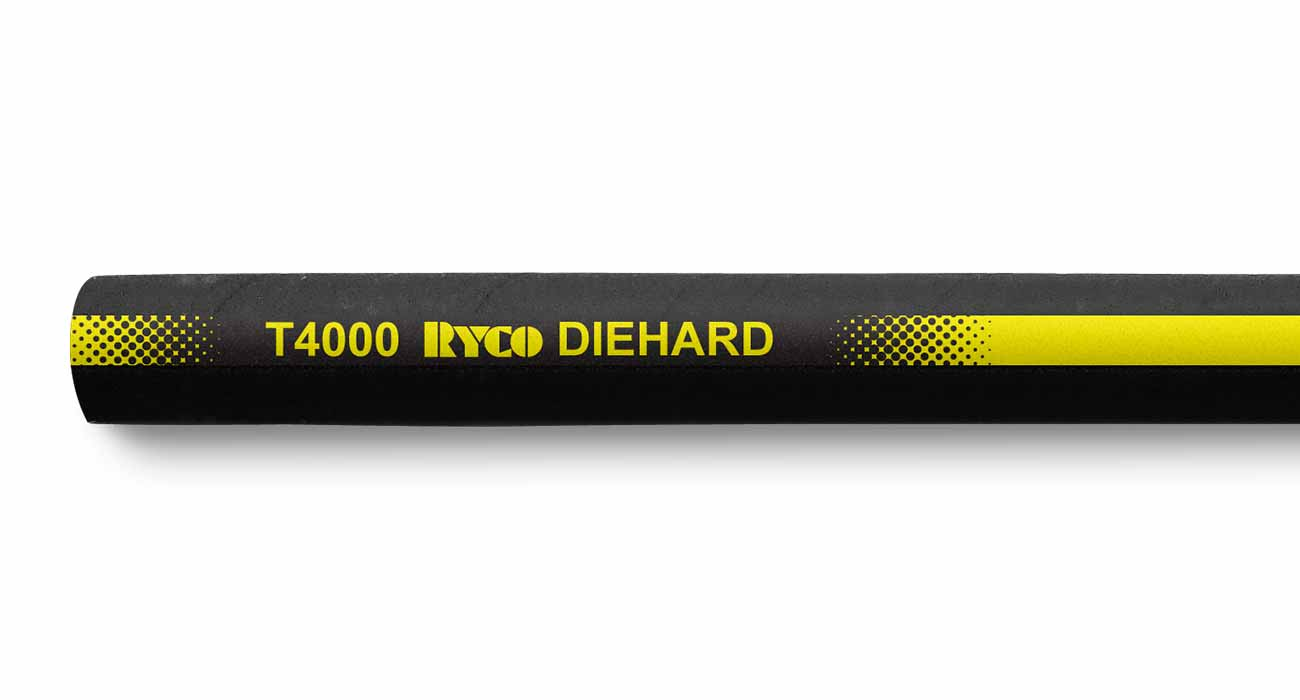 T4000D RYCO DIEHARD™ Compact ISOBARIC Hydraulic Hose
