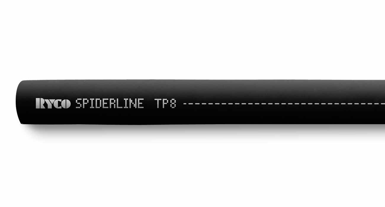 TP8 THERMOPLASTIC SPIDERLINE R8