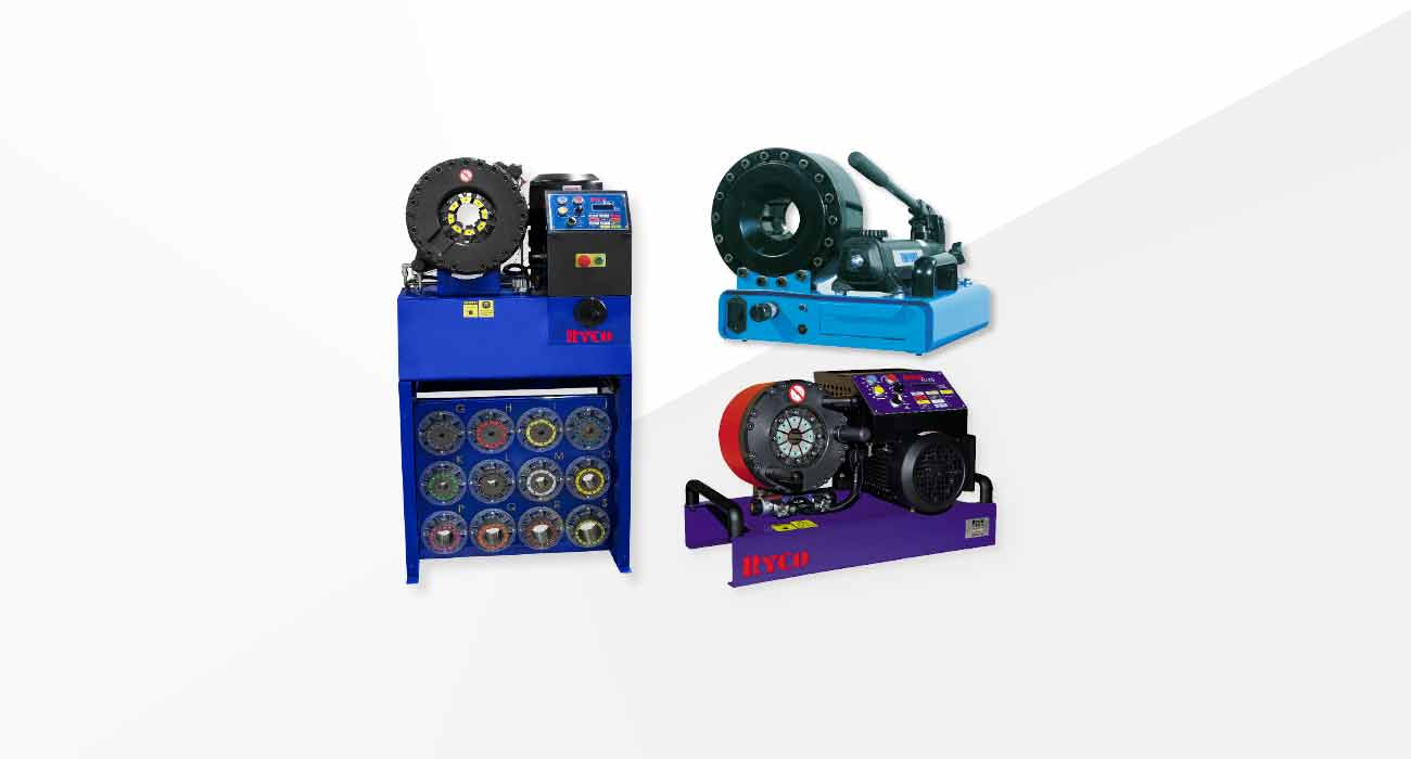 Crimping Equipment / Cut-Off Saws