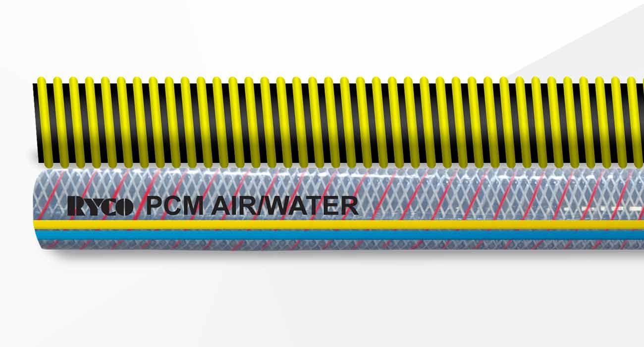 Industrial PVC Multi-Purpose Hose