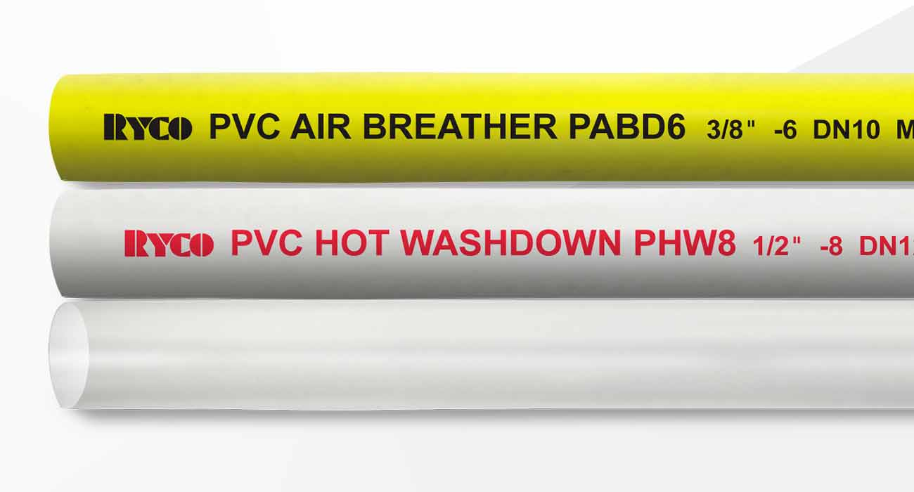 Industrial PVC Specialty Hose