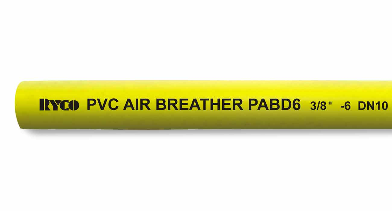 PVC Specialty PABD Air Breather and Diver Industrial Hose