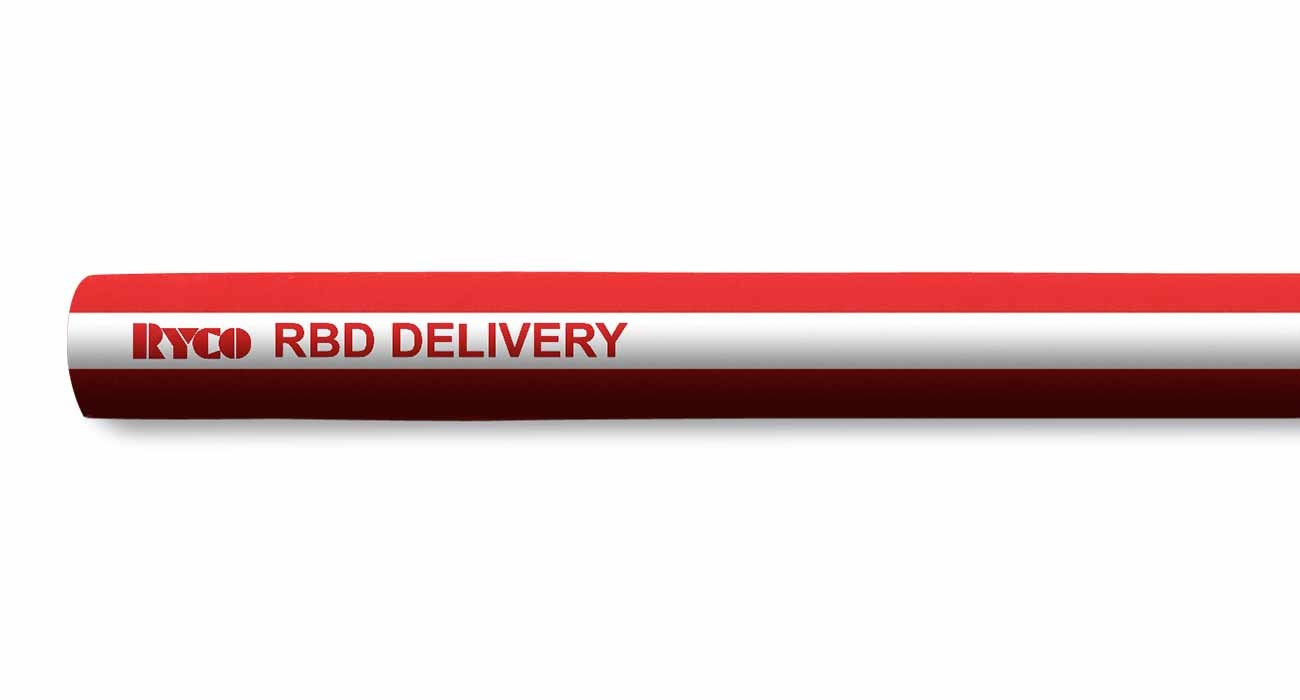 RBD Delivery Food Beverage Industrial Hose
