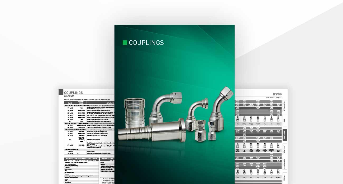 Couplings Section Hydraulics Technical Manual