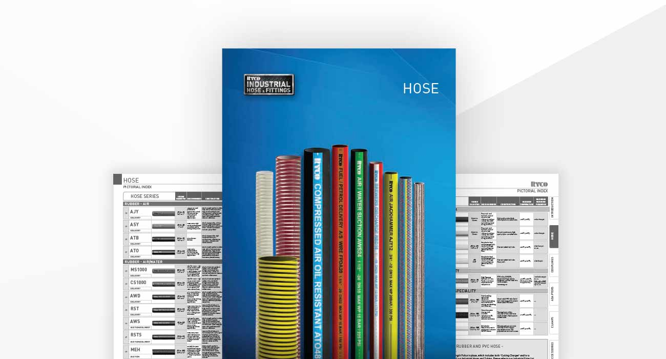 Hoses Section Industrial Technical Manual