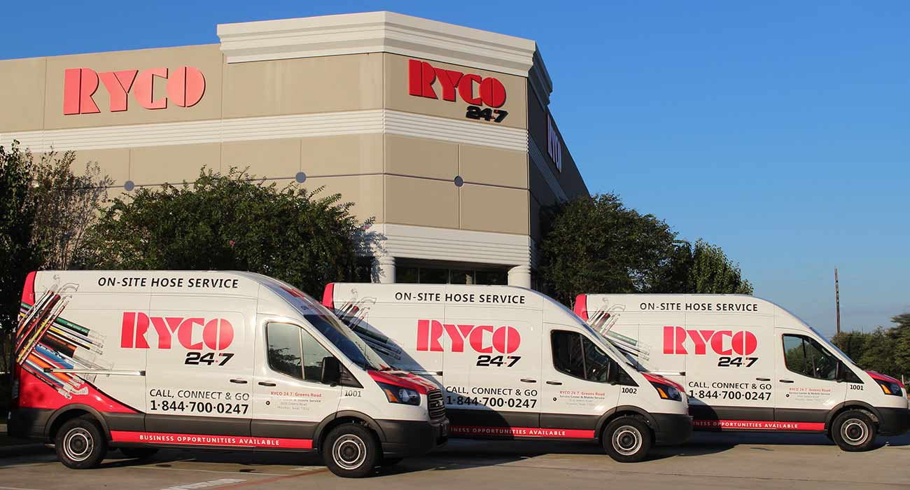 RYCO 24•7 Houston, Texas - Grand Opening November 1, 2016