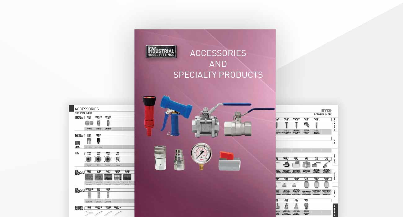 Accessories Section - Industrial Technical Manual
