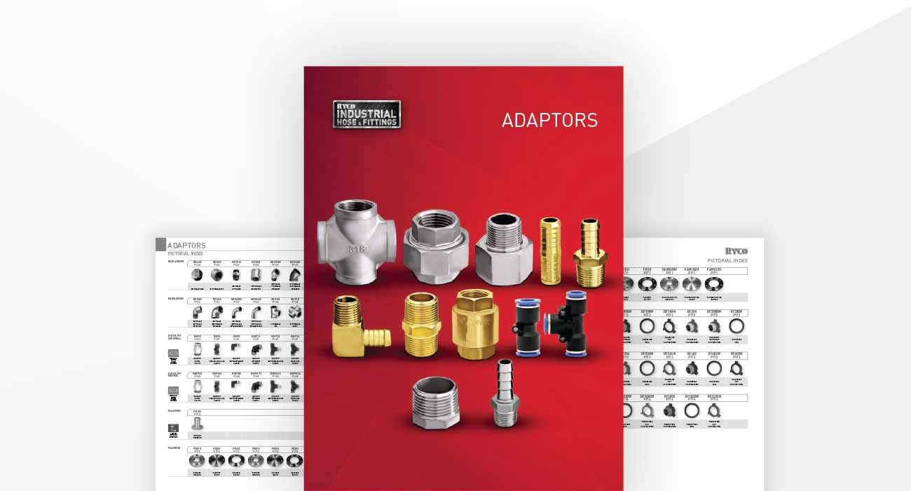 Adaptors Section - Industrial Technical Manual
