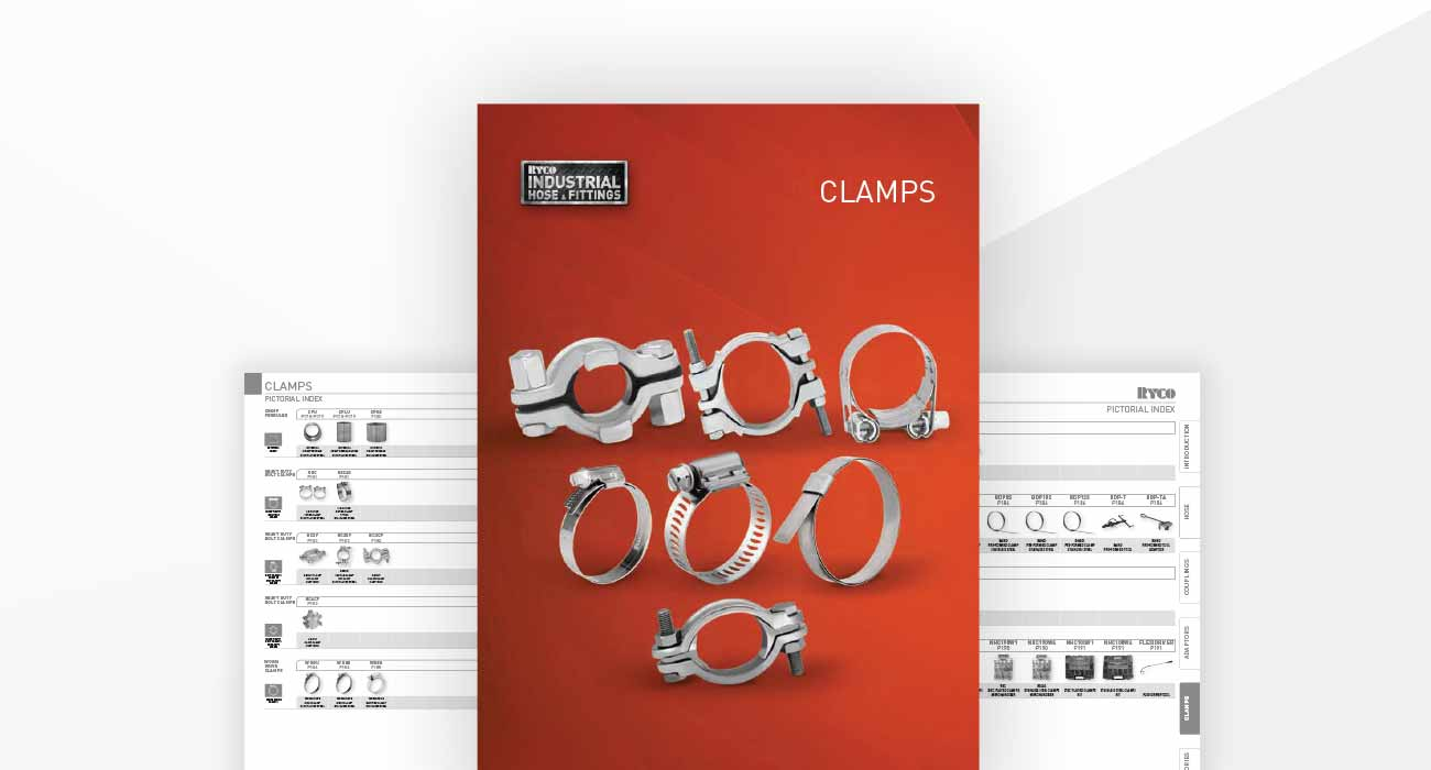 Industrial Clamps Product Technical Manual Section