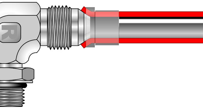 Metal Seal Connectors - A better alternative to tapered threads