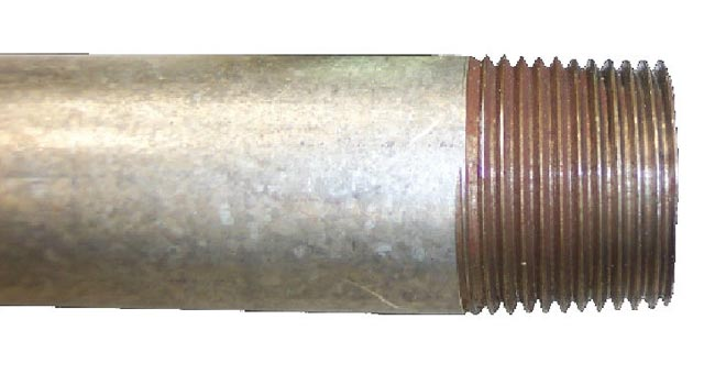 Tapered Pipe Threads - The earliest hydraulic connectors
