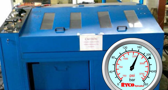 How to use the RYCO proof test rig - Safety & Controls
