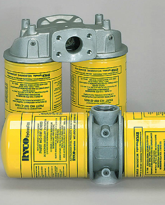 Hydraulic Filters - Filter Products