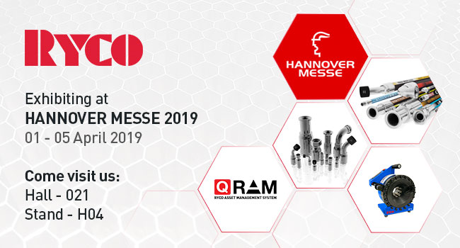 HANNOVER MESSE 2019 – HOME OF INDUSTRIAL PIONEERS