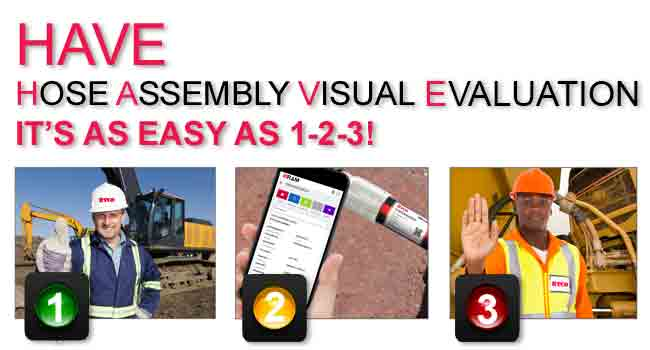 HAVE – Hose Assembly Visual Evaluation