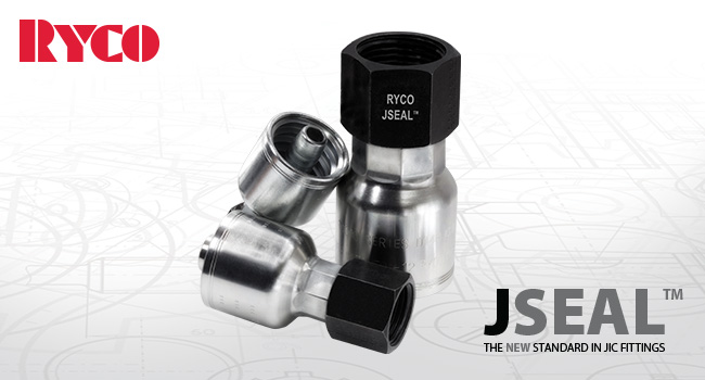 JSEAL™ - The New Standard In JIC Fittings
