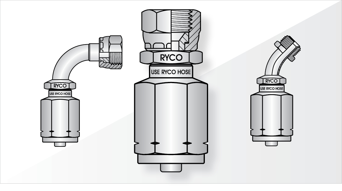 RYCO - Field Attachable Couplings