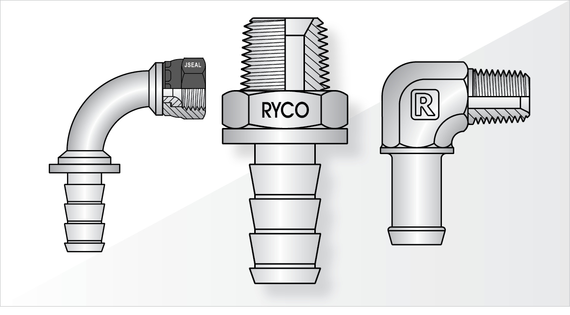 RYCO - Push On and Suction & Return Couplings