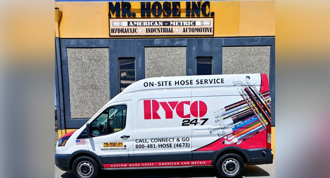 Hydraulic Hose & Fittings Suppliers Australia | RYCO Hydraulics