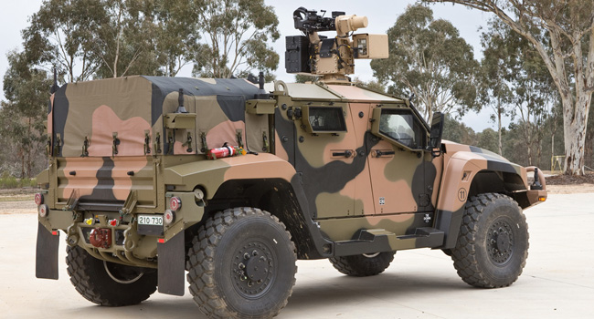 Thales Hawkei - Next Generation Protected Vehicle