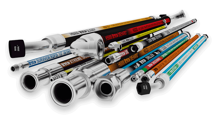 RYCO Hydraulics Hose Product Group